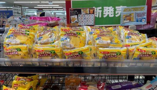 【ポケモンパン】ピカチュウのパウンドケーキはどこに売ってる?販売地域や第2弾について紹介